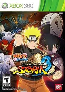 Naruto Shippuden:Ultimate Ninja Storm 3 - Xbox 360