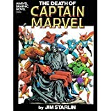 The Death of Captain Marvel (0785100407) by Starlin, Jim