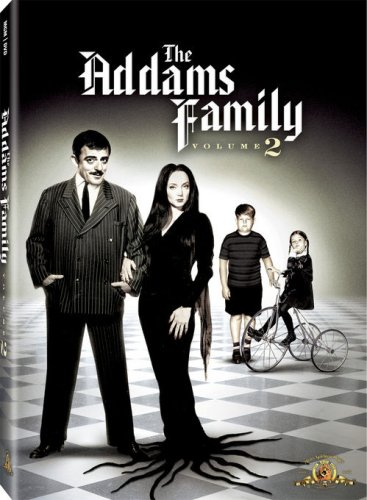 The Addams Family Volume Two The Addams Family 3