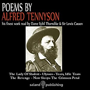 Poems By Tennyson Audiobook