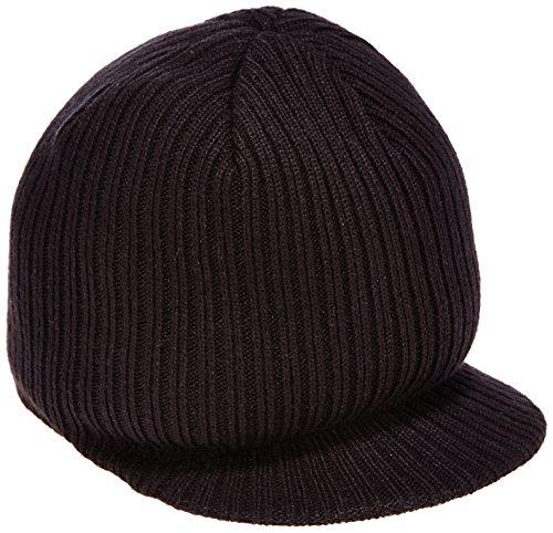 Black Canyon - Berretto con visiera, unisex, taglia unica, nero (schwarz), taglia unica