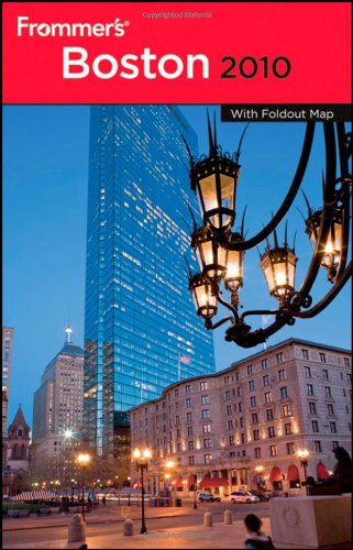 Frommer's Boston 2010 (Frommer's Complete Guides), Marie Morris