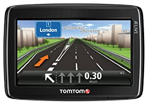 "TomTom GO LIVE 820 4.3"" Sat Nav with Europe Maps (45 Countries)"