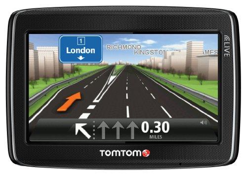 TomTom GO LIVE 825 EU Satellite Navigation System