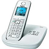 Gigaset A510A Téléphone sans fil DECT/GAP avec répondeur intégré Blanc