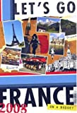 img - for Let's Go 2008 France (Let's Go: France) book / textbook / text book