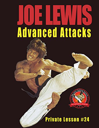 Joe Lewis Kickboxing Private Lesson 24 Inter-Rhythmic Attacking Combinations