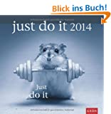 Just do it 2014: Wandkalender