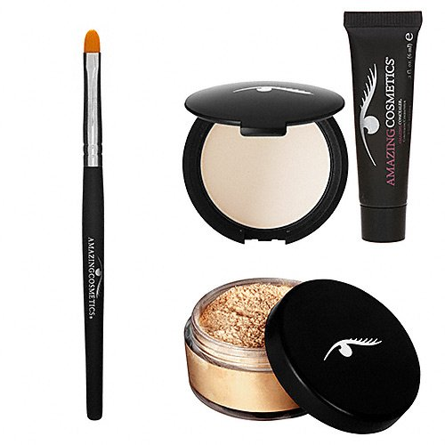 Amazing Cosmetics Perfectly Amazing Kit Medium Beige