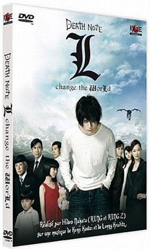 Death Note Film 3 : L change the world (Death Note L Change The World compare prices)