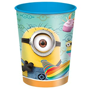Despicable Me 2 Reusable Keepsake Cups (2ct)