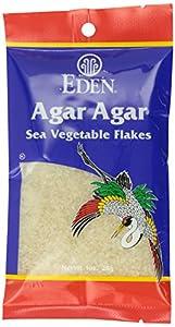 Eden Foods - Agar Agar Sea Vegetable Flakes - 1 oz.