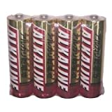 三菱電機 アルカリ乾電池単3形4本パック LR6R4S