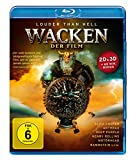 DVD & Blu-ray - Wacken - Der Film  (inkl. 2D-Version) [Blu-ray]