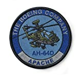 AH-64 Round Patch