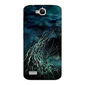 Gorgeous Tree Horror Back Case Cover for Honor Holly