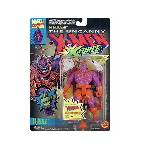 X-Men: X-Force > Krule Action Figure