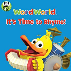 Pbs Kids Presents: Wordworld - It'S Time To Rhyme!