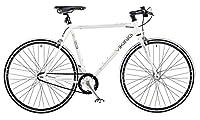 Viking Fixed Wheel Bike - White, 59 cm from Viking