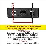 FLEXIMOUNTS-CR1-Curved-Panel-TV-Wall-Mount-Bracket-for-32-65-UHD-OLED-4k-Samsung-LG-Vizio-etc-TVs