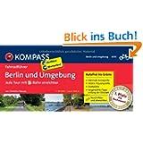 Rund um Berlin: Fahrradführer mit Top-Routenkarten im optimalen Maßstab