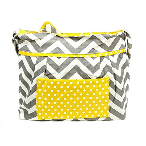 Yellow Sunshine Mommy Bag