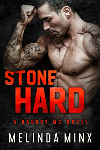 Stone Hard: A Secret Baby MC Romance cover