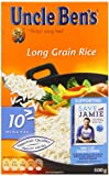 Uncle Ben's Long Grain Rice 500 g (Pack of 12)