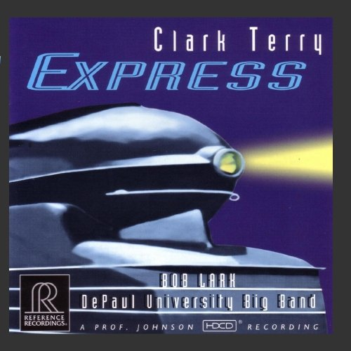Audio CD : Clark Terry Express [+Peso($32.00 c/100gr)] (US.ME.12.77-4.49-B0000015A9.100344)