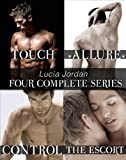 Four Erotic Series Collection: The Escort, Touch, Control, Allure