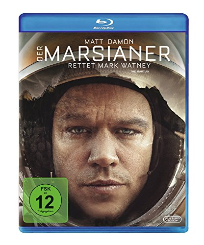 Der Marsianer - Rettet Mark Watney [Blu-ray]