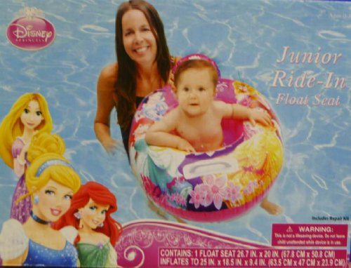 Disney Princess Junior Ride-In Float Seat (Ages 0-3 Years)