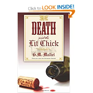 Death and the Lit Chick (A St. Just Mystery) read online