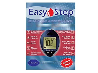 Easy Step Blood Glucose Monitoring System