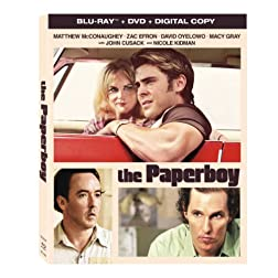 The Paperboy (DVD/Blu-Ray/Digital)