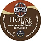 Keurig, Tully's House Blend, K-Cup Packs, 24 Count