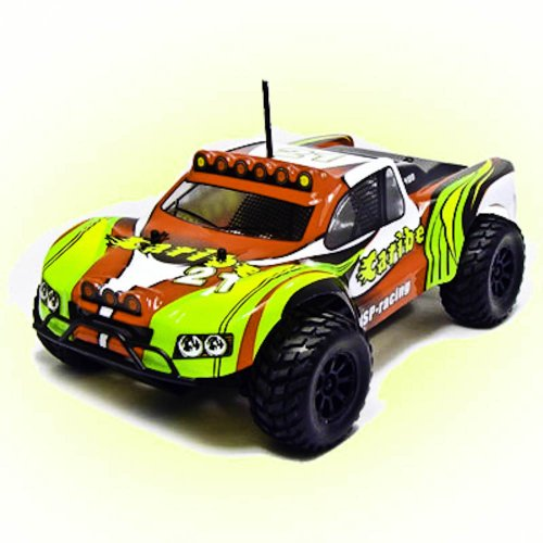 HSP Racing RC 1/18 Scale Off-Road Short-Course Truck Caribe 94807 4WD 2.4GHz EP