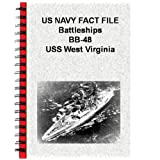 US NAVY FACT FILE Battleships BB-48 USS West Virginia