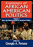 img - for Contours of African American Politics: Race and Representation in American Politics book / textbook / text book