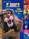 img - for Hello, My Name Is (Coloring Book) by Ingrid Ringling Singer (2000-08-15) book / textbook / text book