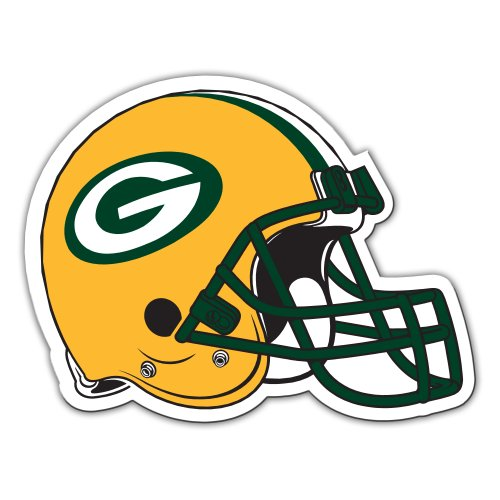 Fremont Die Green Bay Packers 12 inch Magnet