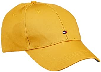 Tommy Hilfiger Herren CLASSIC BB CAP / E357838805, Gr. one size, Gelb (808 Golden Glow-PT)