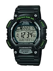 Casio - STL-S100H-1AVEF - Collection - Montre Homme - Quartz Digital - Cadran LCD - Bracelet Résine Noir
