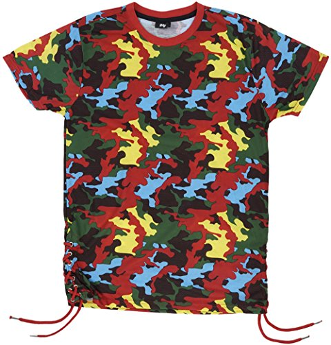 Imperious Sublimated Camo Men's T-Shirt in Red. S-2XL. (Imperious Camo compare prices)