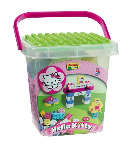Simba-Smoby Hello Kitty Tub (56 Pieces)