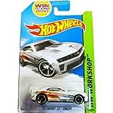 Hot Wheels HW Workshop - 246/250 - 12 Camaro ZL1 Concept