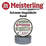 Produktbild von Meisterling® Schaum Nageldichtband / für