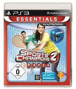 Sports Champions 2 [Essentials] - [PlayStation 3]