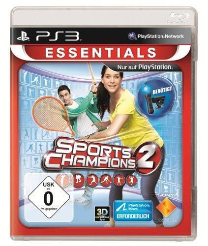 Sports Champions 2  Essentials  -  PlayStation 3