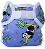 Bummis Super Whisper Wrap, Jungle, 8-15 Pounds (Discontinued by Manufacturer)
